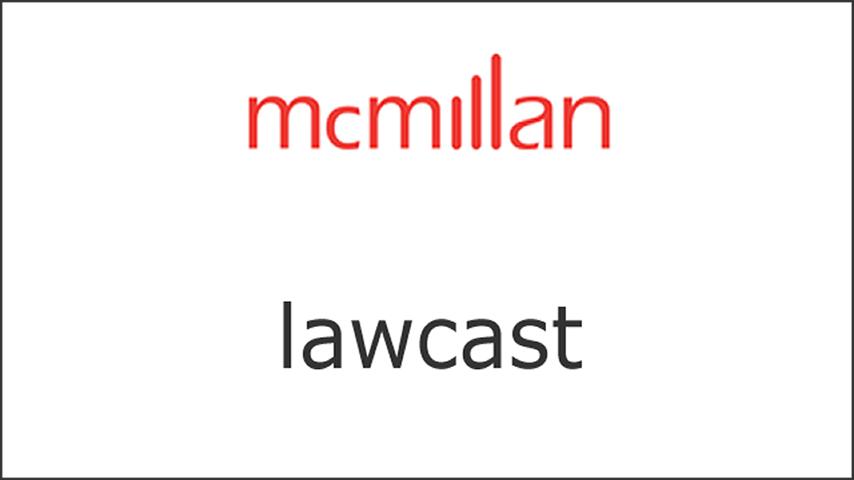 McMillan Lawcast